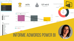 Informe de Adwords Power BI