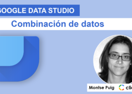 Combinacion datos data studio