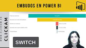 Funnel Power BI